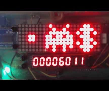 Arduino Slot Machine
