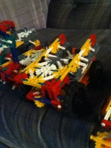 Knex Transformer Devestator
