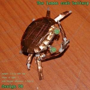 The Lemon Crab