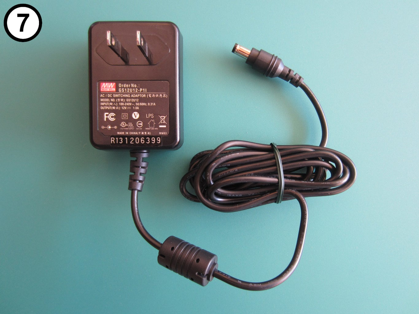Attach the WiFi Adapter and Power Cables