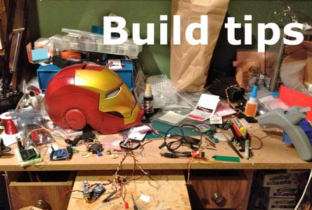 Build Tips