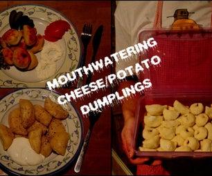 Mouthwatering Cheese/potato Dumplings