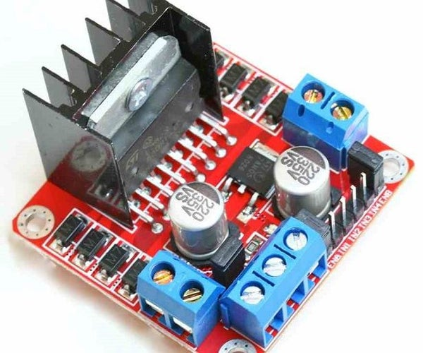How to Use the L298 Motor Driver Module - Arduino Tutorial