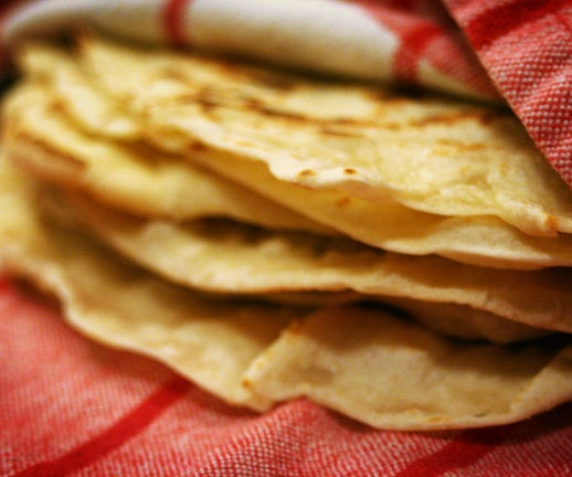 Eat Good Food: Make Your Own Tortillas