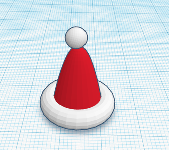 The Christmas Hat