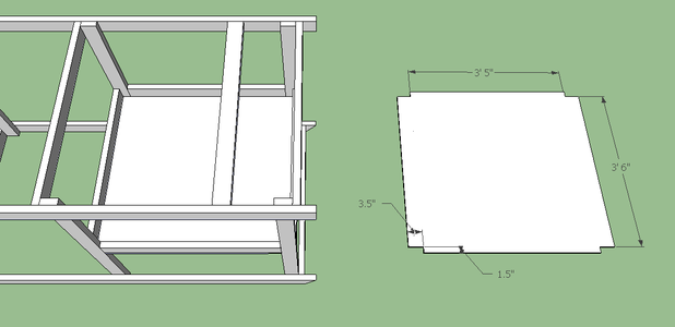 Attach Box Bottom Panel