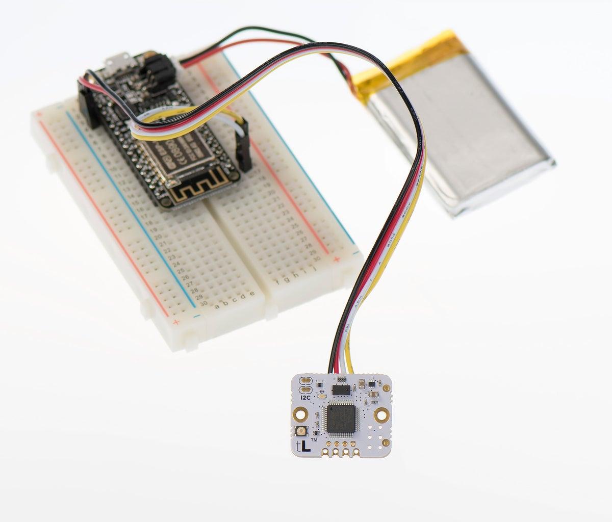 TinyLiDAR for IoT
