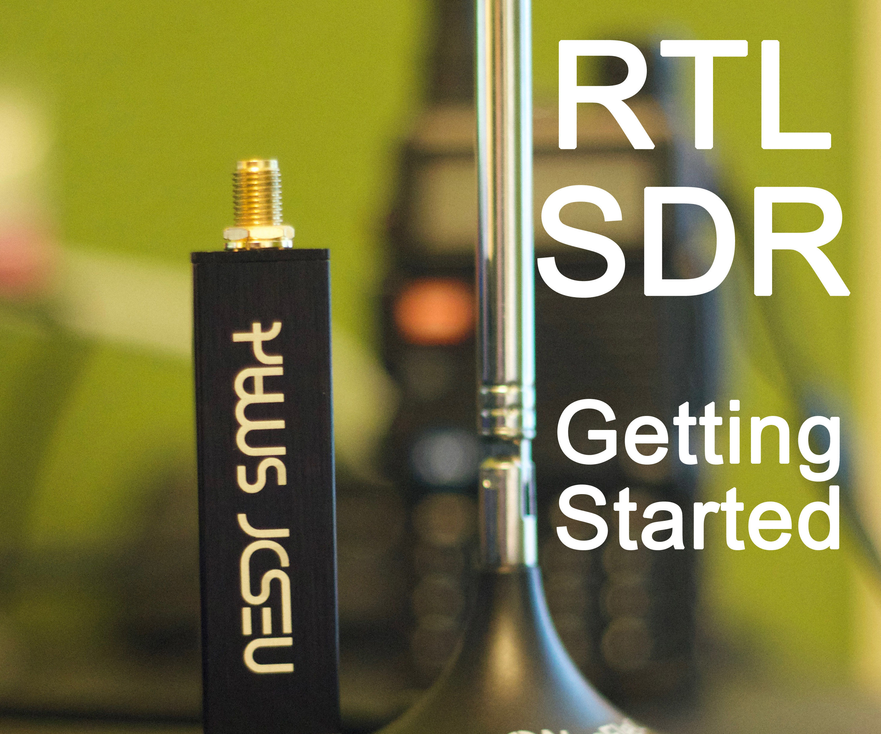 Using an RTL-SDR Dongle