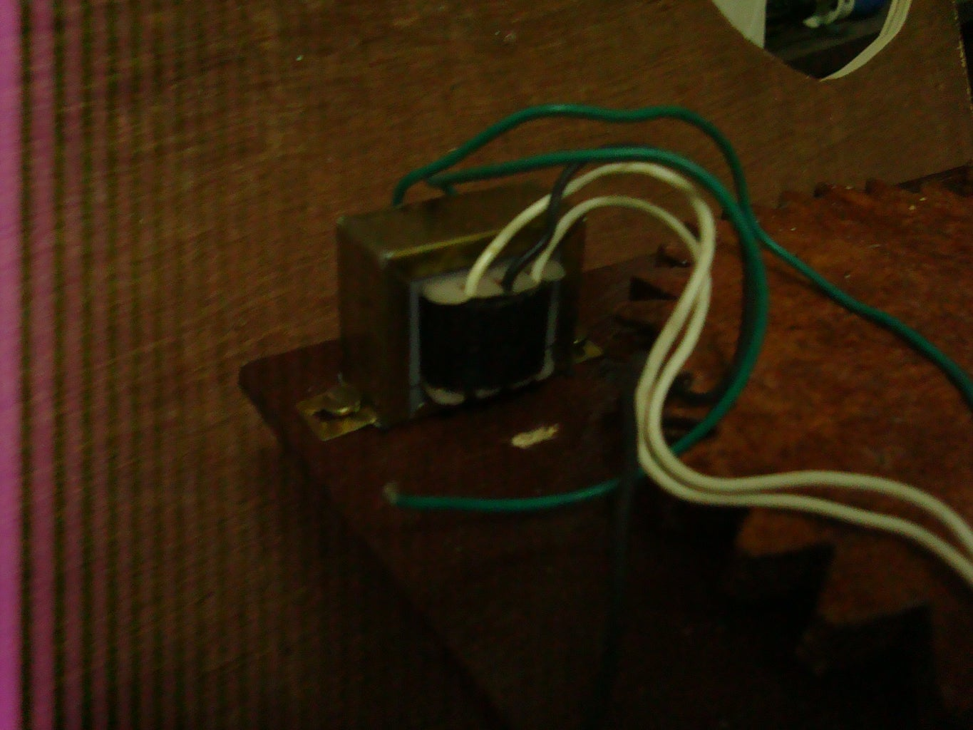 Placing the Power Supply
