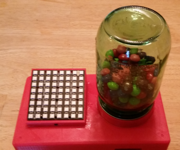 Automated Candy Dispenser