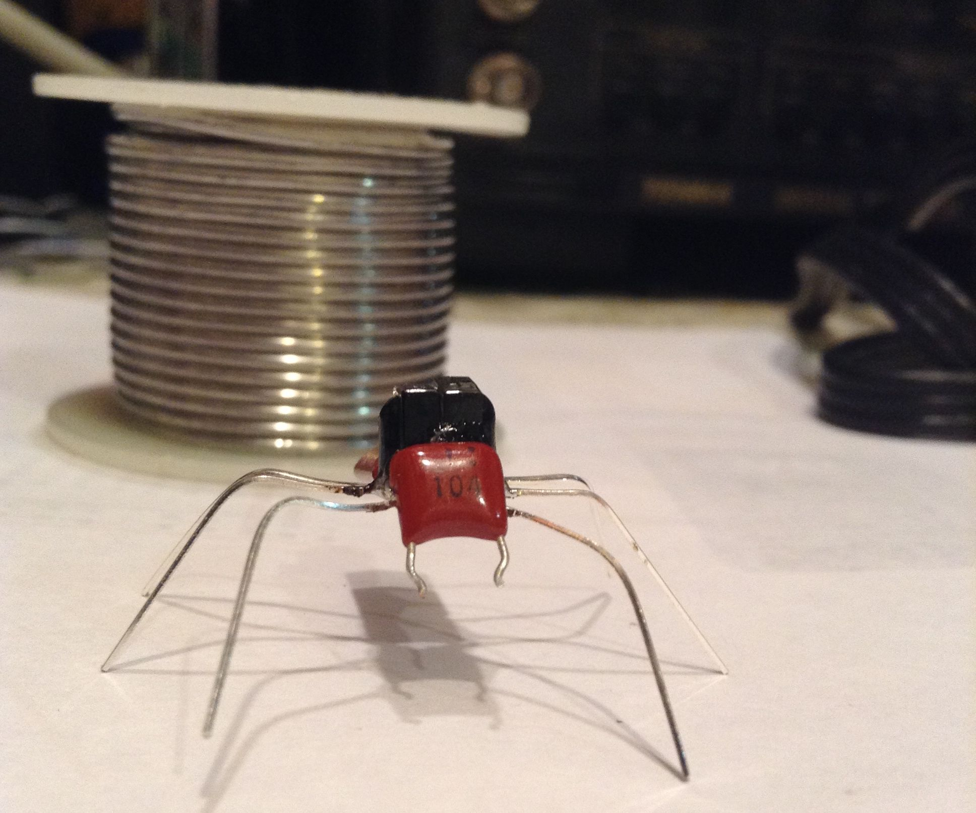 Electrical Component Bugs