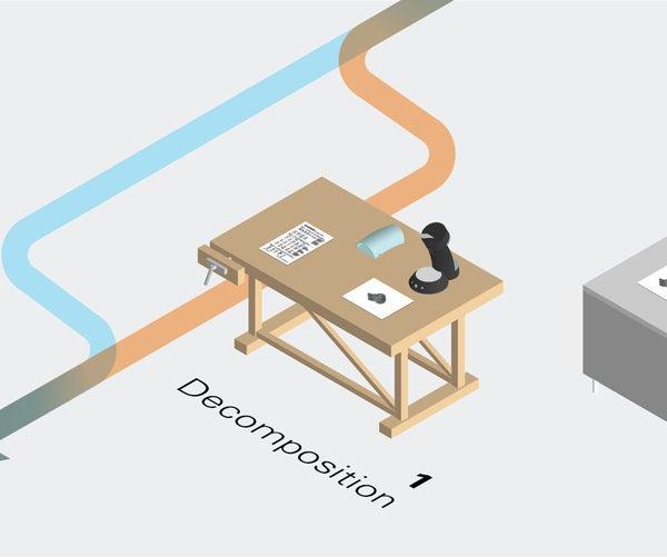 Repair Using 3D Printing: 1 Decomposition
