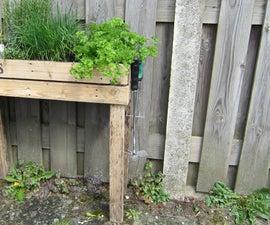 Raised Garden Box