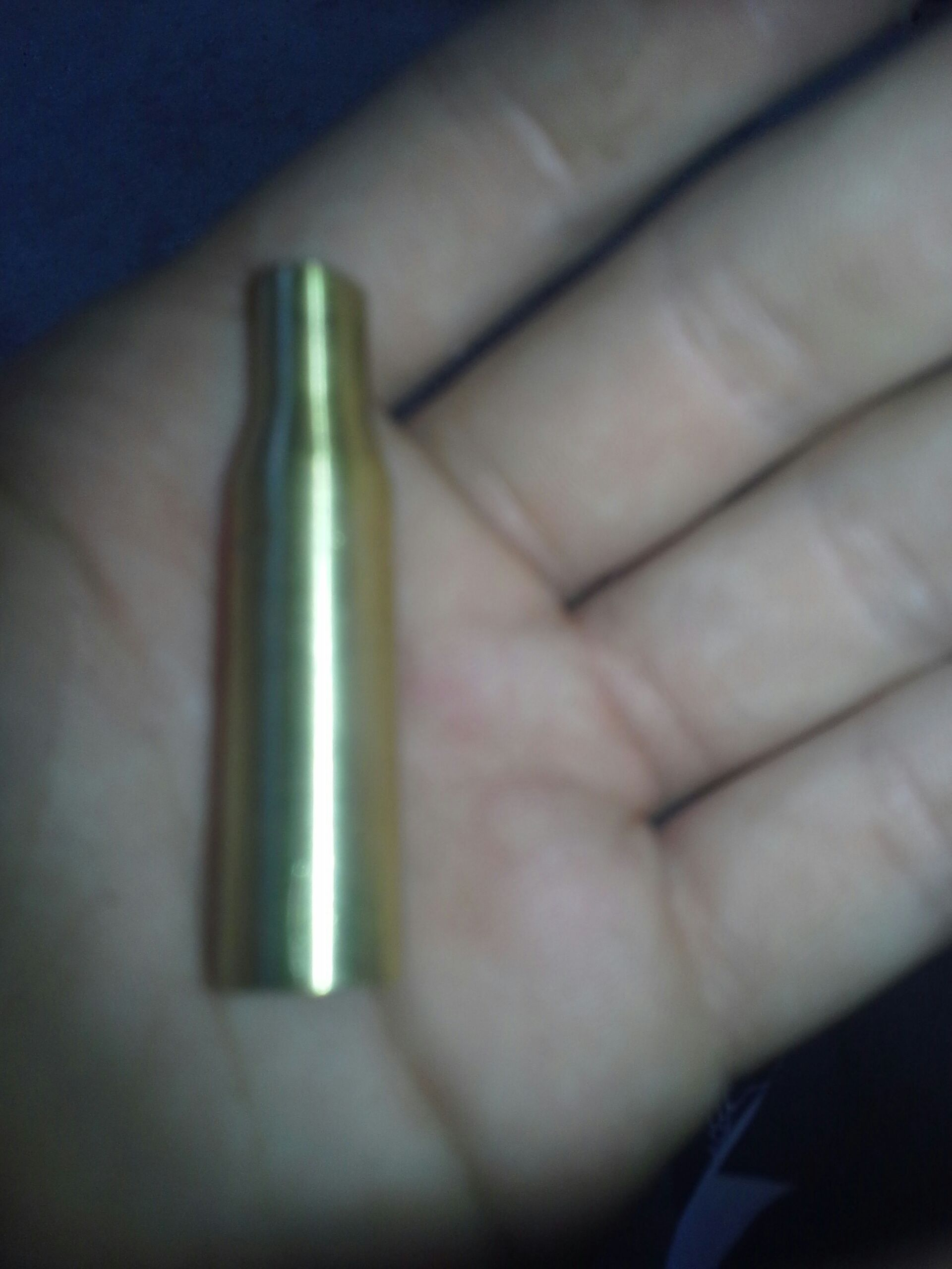 Best 270 bullet shell whistle