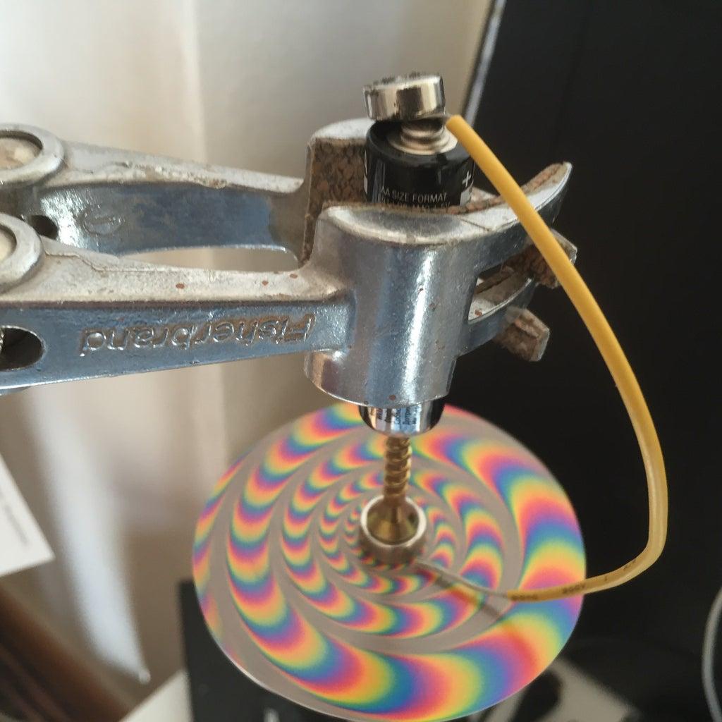 Remixed Homopolar Motor