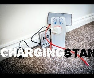 Multipurpose Charging Stand