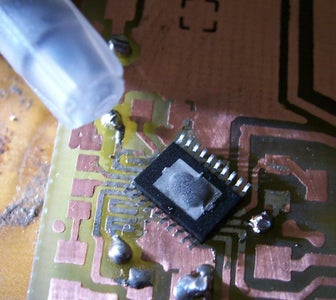 Hurray, the Solder Paste Enters the Stage.