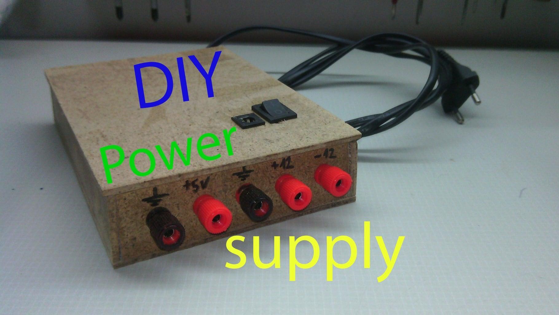 DIY Power Supply
