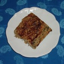 Clean-Out-The-Kitchen Meatloaf