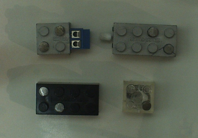 Lego Electric Connector