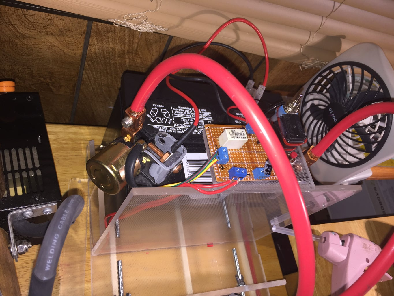 Wiring the Unit for Operation