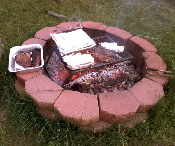 How to Grill/Cook on a Campfire