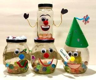 Positive Discipline Jar