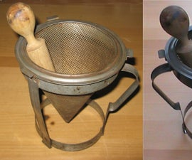 From Trash to Treasure a Vintage Chinois