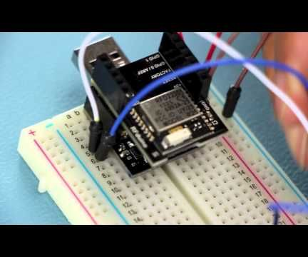 How Do I Use the RFduino With a 6 Axis Accelerometer