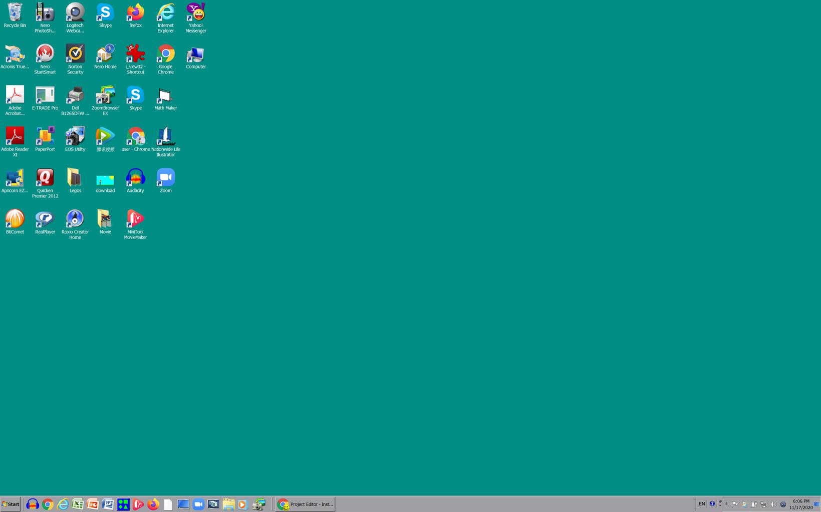 Make It Look Like Windows 98(optional)