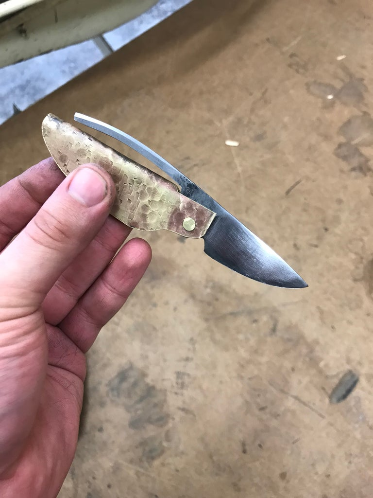 Friction Folding Knife (Higonokami)