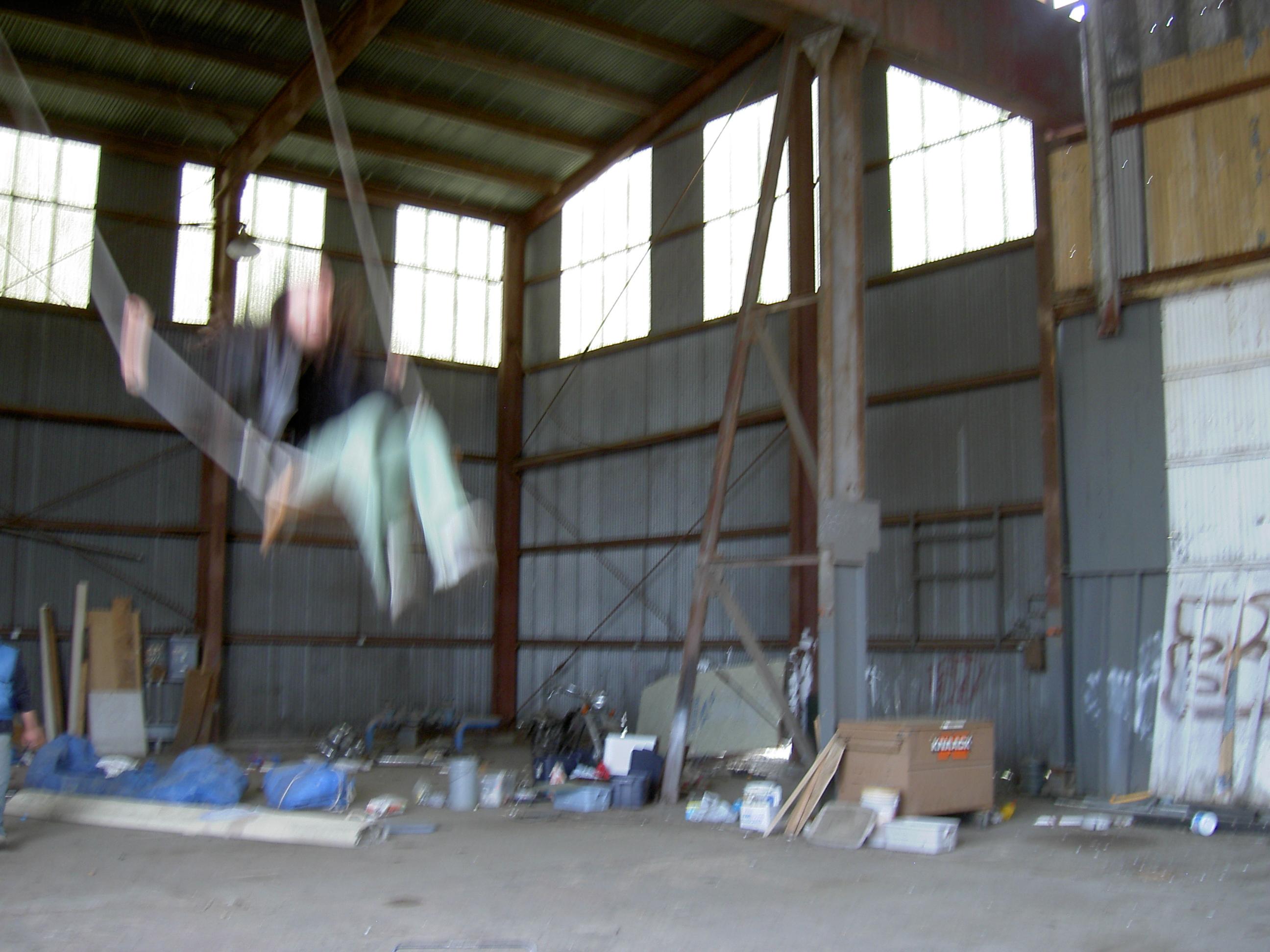 Make a Really Really Big Swing