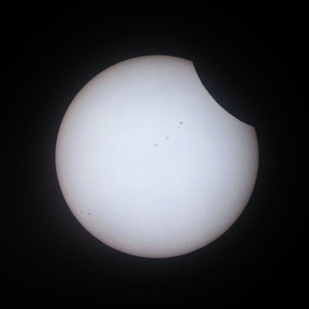Safely Shooting the Sun With the Canon PowerShot SX530 HS