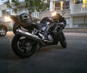 Motorcycle Trunk Popper