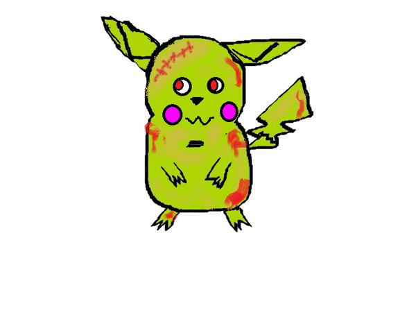 How to Zombify Pikachu!