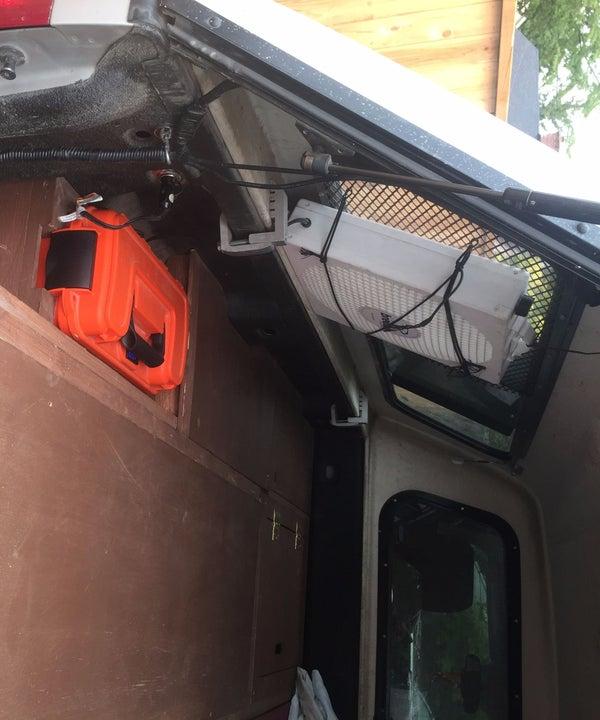 12V Battery Box