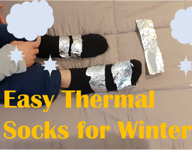 Easy Thermal Sock