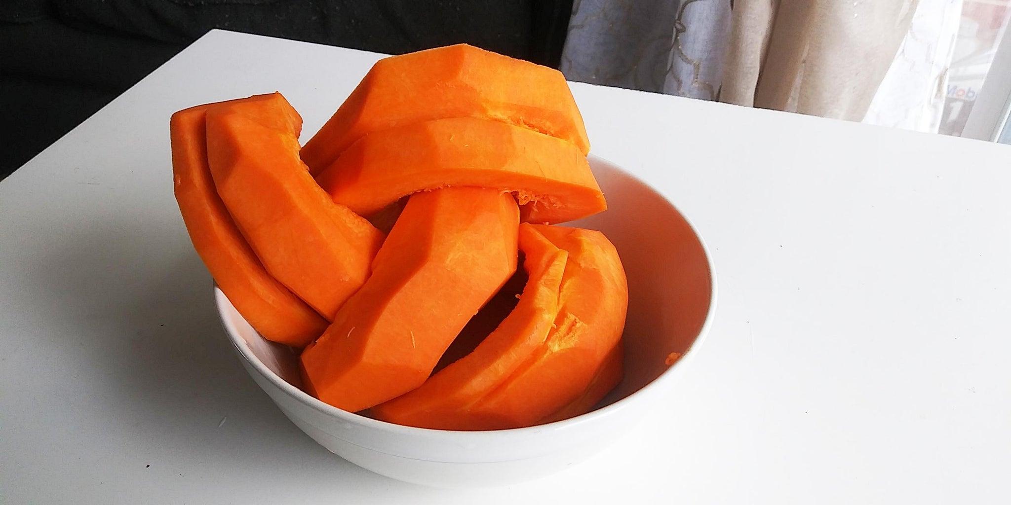 Let's Talk About Pumpkin..