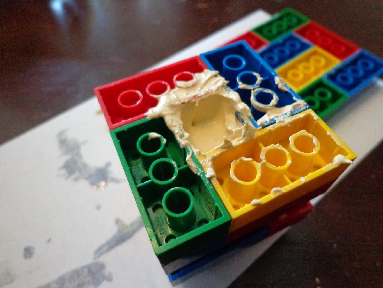 Lego Door Know