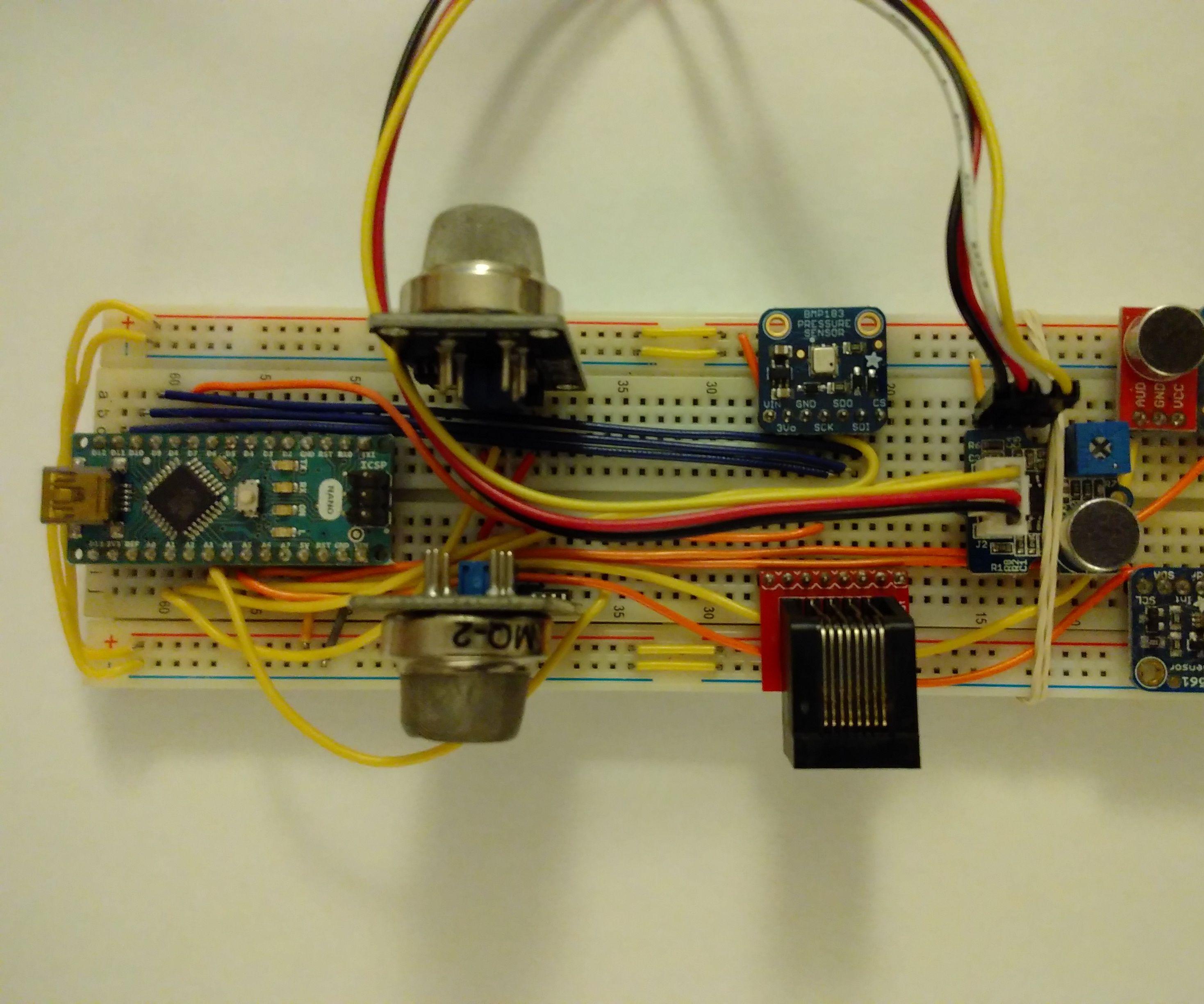 Arduino 1-wire Generic Client/Slave Device (Sensor)