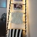 Magazine and Blanket Ladder