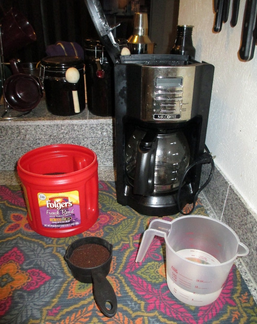 Double Brew Your Coffee