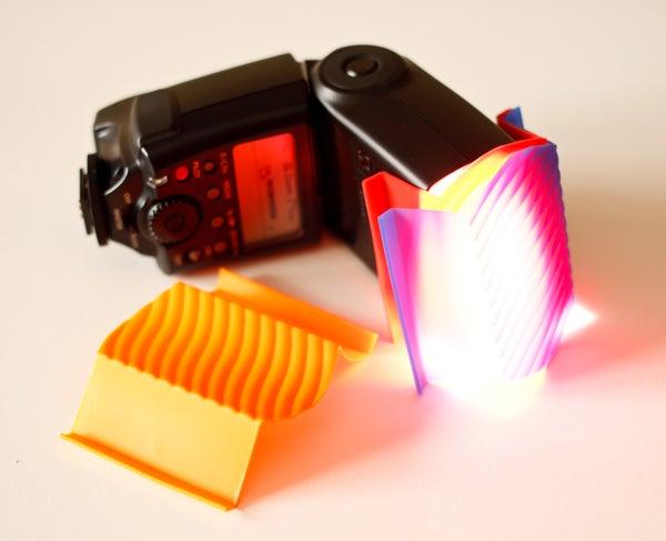 Silicone Flash Filter