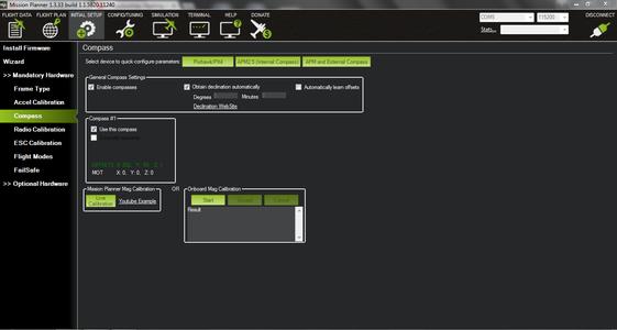 Firmwares (Setup and Configuration)