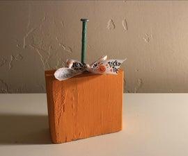 DIY Pumpkin Decoration!