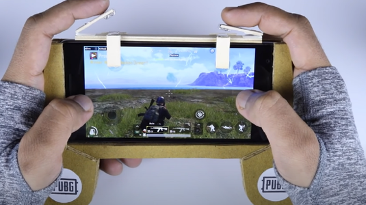 How to Create a PUBG Game Console for Mobile Devices