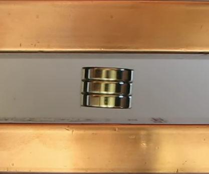 Magnetic Induction Levitation