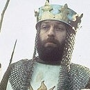 King Arthur Costume: Form: Monty Python and the Holy Grail Cosplay