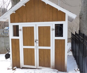 Build Your Own Storage Shed!