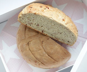 生化学家烤面包的方法——依偎在酵母上